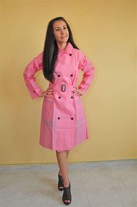 in raincoat fashionable raincoats
