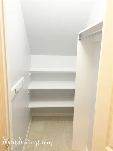 25 best ideas about closet stairs on
