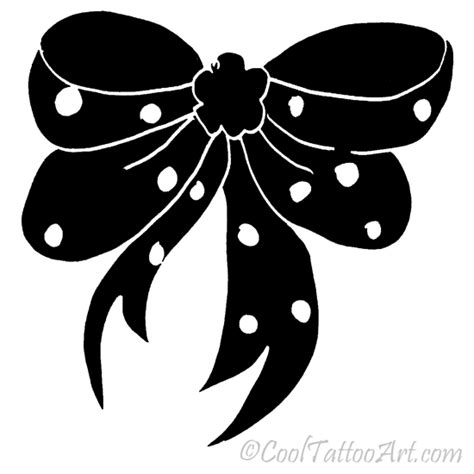 bow tattoos art designs cooltattooarts