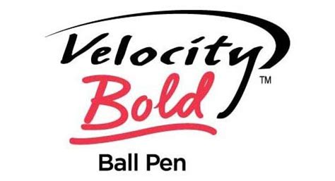 Blus Gamis 030 Jv bic velocity bold retractable pen bold point 1 6mm