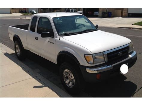 Toyota Tacoma Used For Sale By Owner Used 1999 Toyota Tacoma For Sale By Owner In Chicago Il 60607