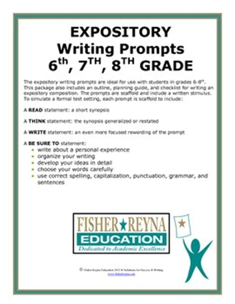 sle expository essay 7th grade expository essay topics grade 6