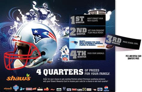 Pepsi Nfl Sweepstakes - experience design point of sale local event promotion on behance