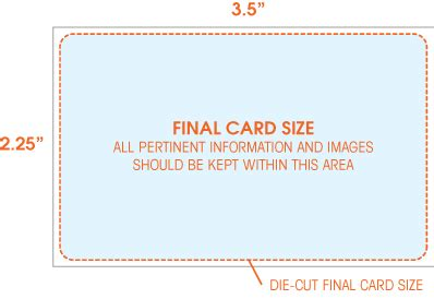 credit card dimensions template plastic business card printing guidelines logo business