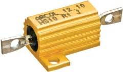 power resistor for mounting onto a heat sink do high power through resistors need a heat sink electrical engineering stack exchange