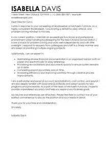 Perfect Resume Cover Letter Leading Professional Bookkeeper Cover Letter Examples