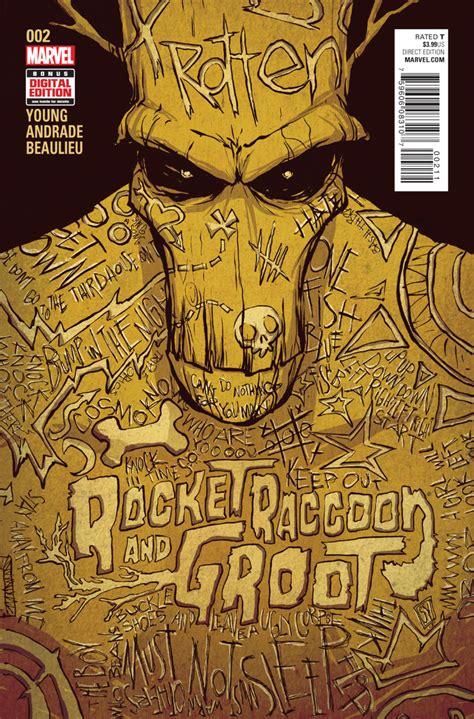 Rocket Raccoon 02 rocket raccoon groot 2 issue