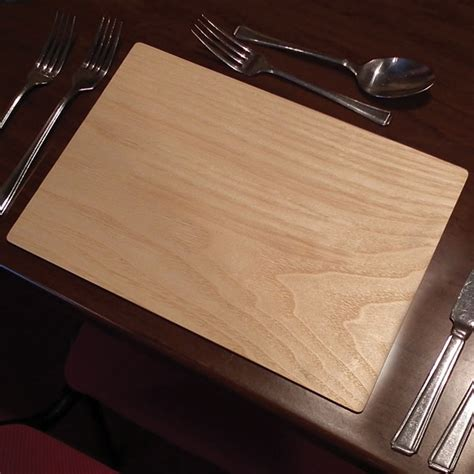 Wooden Placemats Table Mats by Wooden Table Placemats Wood Coasters Tableware