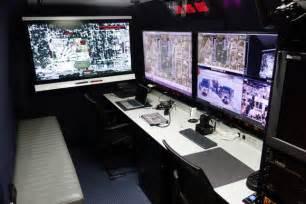 Future Home Systems Design Inc inside the mobile drone command post of the future pcworld
