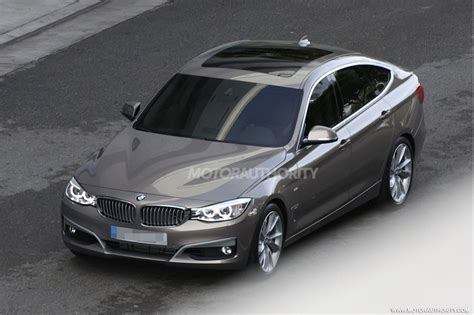 bmw 3 series gt 2013 2013 bmw 3 series gt revealed in new