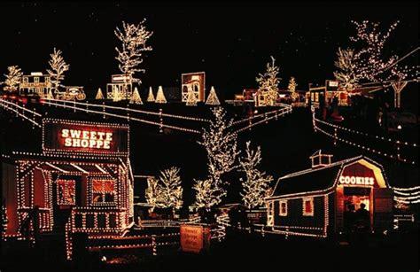 christmas light display in pennsylvania 7 best light displays in pittsburgh 2016