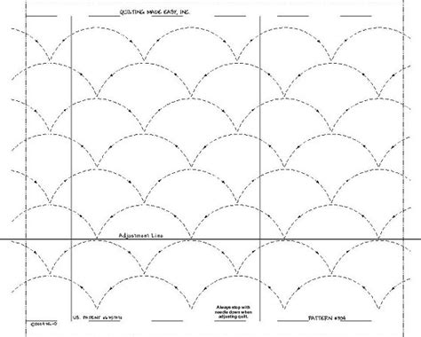 free motion templates free motion quilting patterns patterns gallery