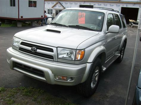 Toyota 4runner 2000 For Sale 2000 Toyota 4runner For Sale Autos Nigeria