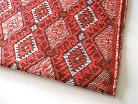 ethnic upholstery fabric ethnic tribal style chenille upholstery fabric by
