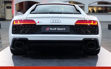 Audi R8 V10 2020 by 2020 Audi R8 V10 Plus Audi Review Release Raiacars
