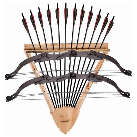 Bow Rack by Creek Log 2 Bow 12 Arrow Holder 143362 Bow