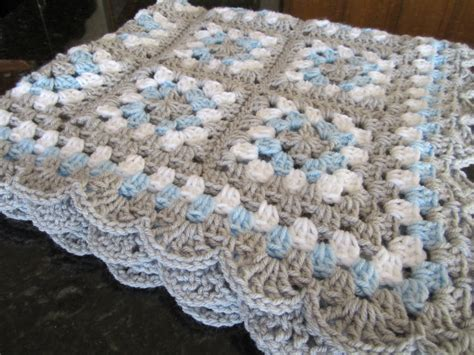 Handmade Afghans - crochet baby blanket crochet baby afghan square