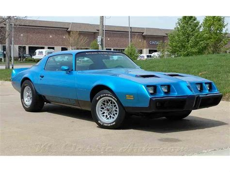 Pontiac Trans Am Formula by 1979 Pontiac Firebird Formula 400v8 4spd Ws6 For Sale