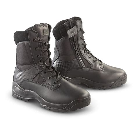 5 11 atac boots s 5 11 tactical series 174 atac 6 quot boots black 165543