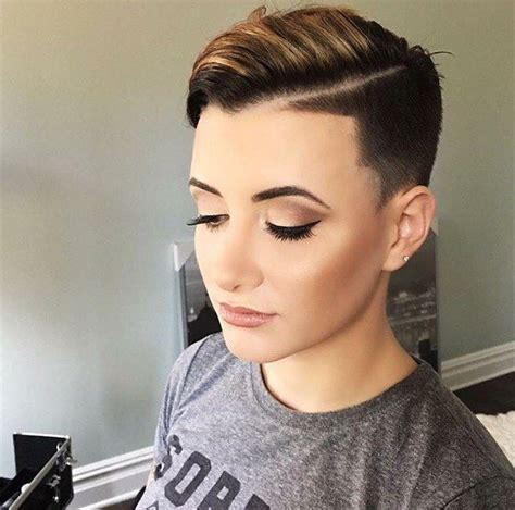 part shaved hairstyles for women 25 best ideas about half shaved hairstyles on pinterest