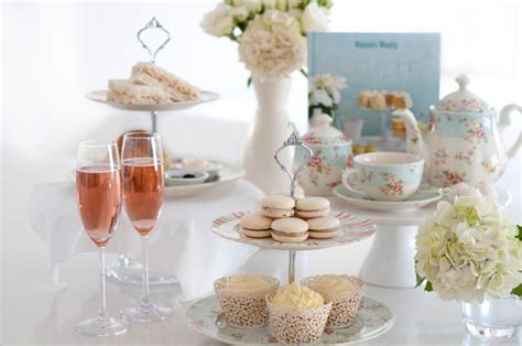 High Tea Baby Shower by Show Us Your Mandi S So Posh Baby Shower