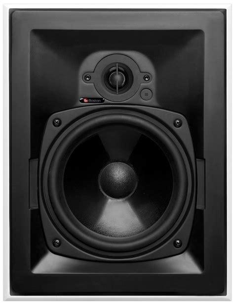 boston acoustics hsi  horizon  wall speaker