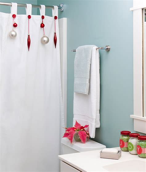creative curtain hanging ideas remodelaholic holiday decorating ideas for every room in