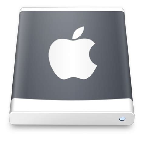 apple drive image gallery icons for os disk