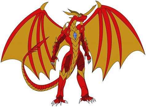 bakugan toys dragonoid bakugan reboot drago by ignisdraco fur affinity dot net