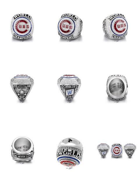 cubs rings cubs receive 2016 world series chionship rings cubshq