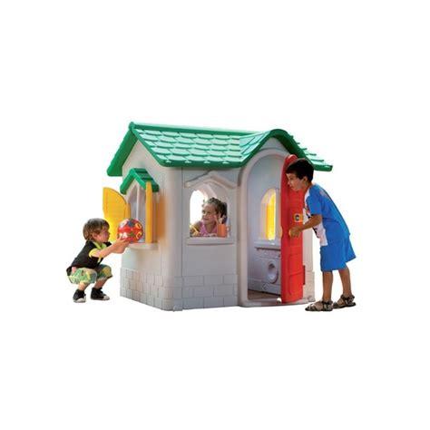 casette in plastica per giardino casetta per bambini da giardino in plastica chicco by