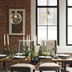 Dining Room Lighting West Elm 1000 Images About Dining Room On Dining Room