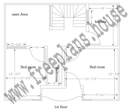 65 square meters to sq feet 30 215 23 feet 64 square meter house plan