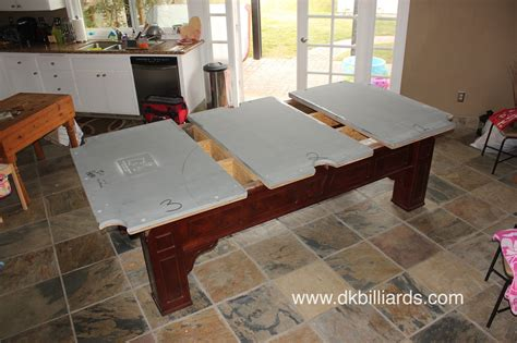how to disassemble a pool table img 0826 dk billiards service orange county ca