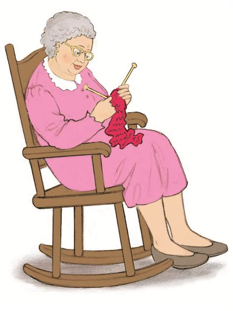 Painting An Old Rocking Chair janice skivington what have i been doing with my time