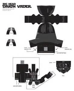 Darth Vader Helmet Template by Chemical9 Big Darth Vader Paper And Printable