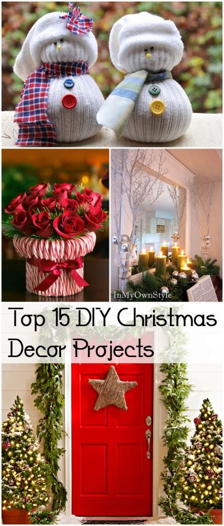 where do you get best christmas decorations amazing diy decorations and decor projects you can try diy arts and crafts