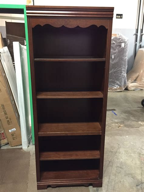 broyhill bookcase allegheny furniture consignment