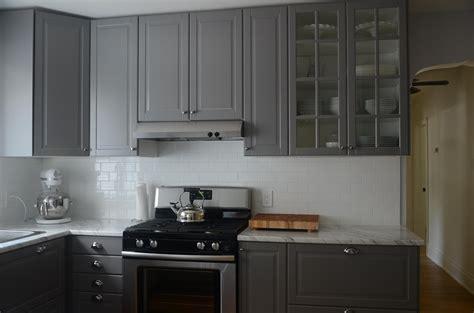 Ikea Grey Kitchen Cabinets by серая кухня 75 фото интерьера гармоничной кухни в серых