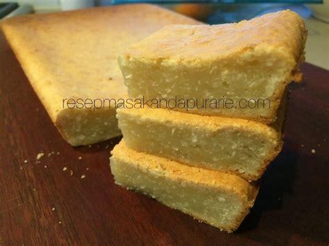 membuat kue wingko resep cara membuat wingko babat resep masakan dapur arie