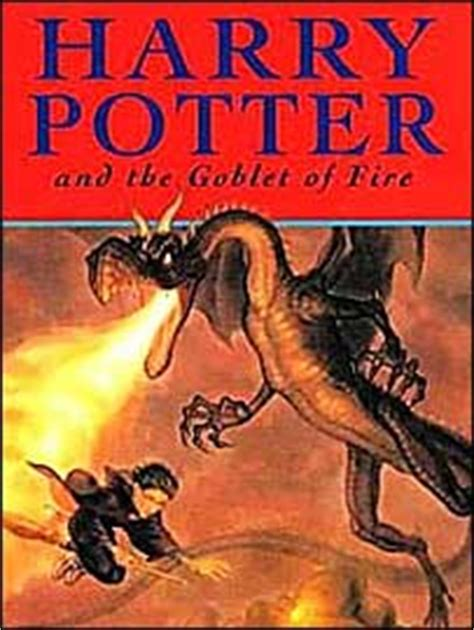 book report on harry potter and the goblet of cbbc newsround book 4 the goblet of