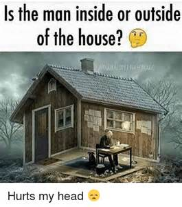 is the inside or outside of the house pinakamalupetna