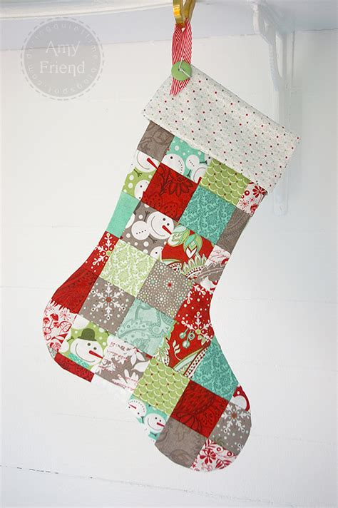 christmas patterns patchwork sew what patchwork christmas stockings basicgrey blog