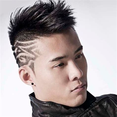 hairstyle design male undercut hairstyle for men