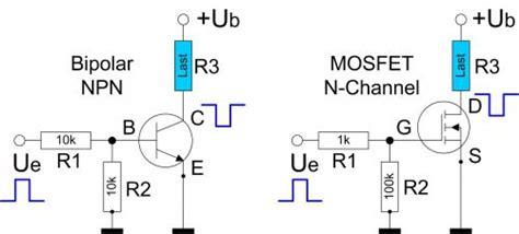 bipolar transistor schalter bipolar transistor als schalter 28 images schalten mit transistoren dl6gl bipolarer