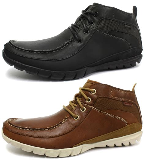 hush puppies mens boots new hush puppies shuttle chukka mens lace up ankle boots