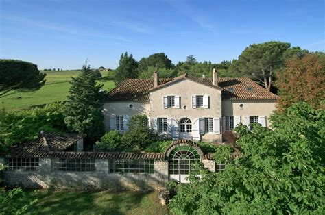 Small Homes For Sale In Provence Maison De Maitre In Eymet Near Bergerac Dordogne South