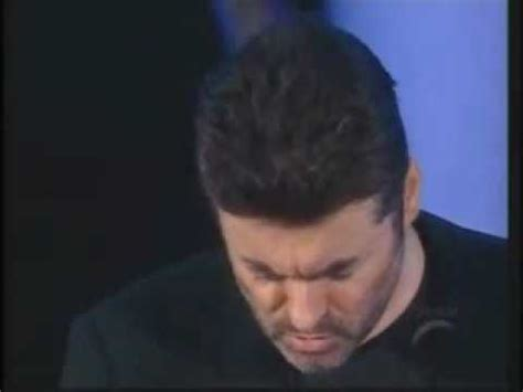 george michael s father george michael father figure live show tv youtube