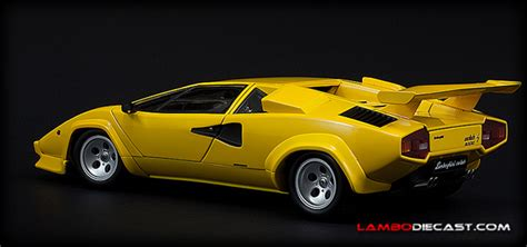 yellow lamborghini countach diecast model cars model car and yellow black on pinterest