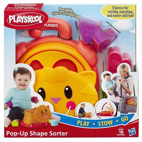 playskool pop up shape sorter at mighty ape nz